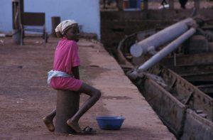 Bissau port, Guinea Bissau