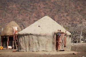 Himba village, Epupa falls