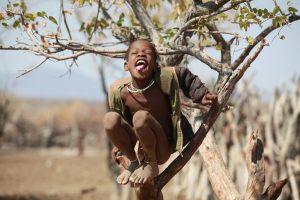 Himba tribe, Epupa falls