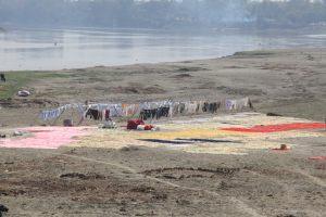 Yamuna river, Agra