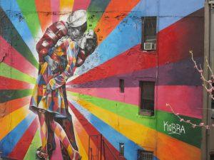 street art, Manhattan, N.Y.