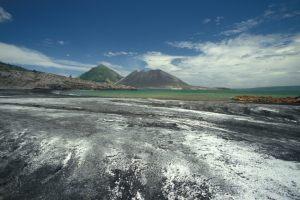 Rabaul Volcano, New Britain Island