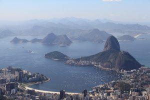 Pan de Azucar, Rio