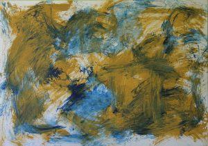Scrambler 80x100 cm oil painting on canvas